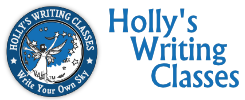 Holly's Writing Classes Blog