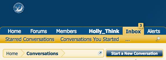 start a new conversation