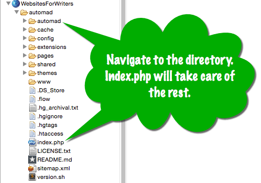 Navigate-to-Directory
