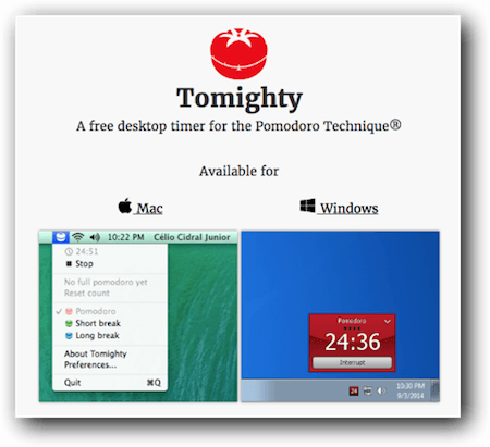 tomighty-timer-app