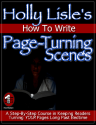 Page-Turning Scenes