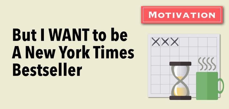 motivation hourglass and calendar