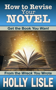 How to Revise Your Novel Cover Art
